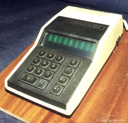 модели «Электроника С3-07″