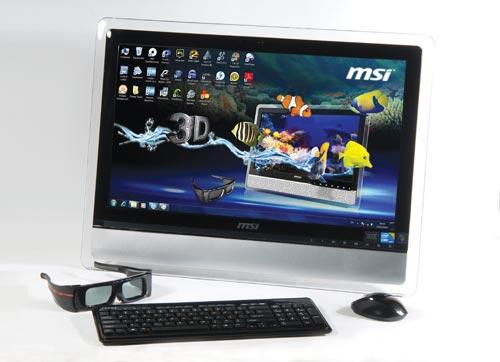 MSI Wind Top AE2420 3D Drivers Windows XP
