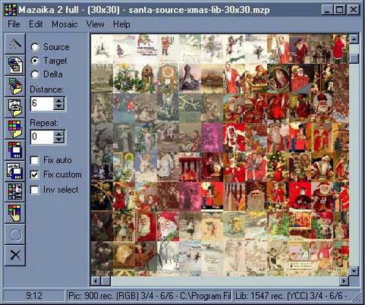 программа для создания мозаики - фото 5