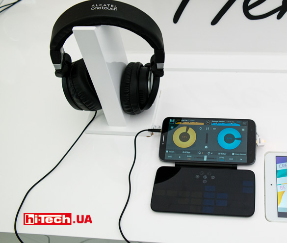 ALCATEL ONETOUCH Magic Flip DJ