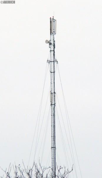 Chuguiv 2014 GSM/CDMA radiotower