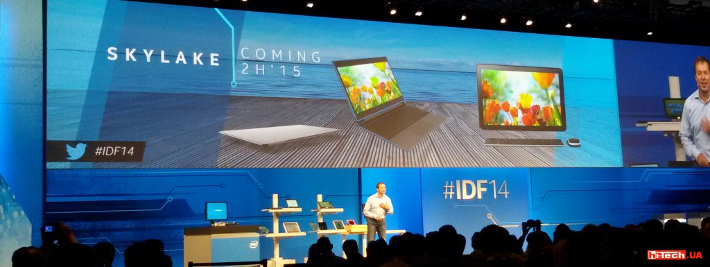 Intel Skylake devices