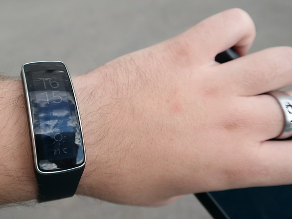 Samsung Gear Fit Note 3 Neo