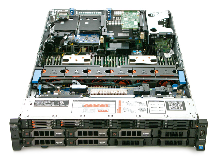 StorageReview-Dell-PowerEdge-R730XD-Inside