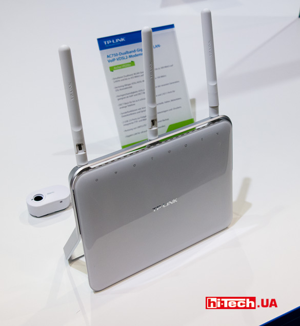 TP-Link Archer VR200v AC750