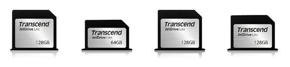 Серия Transcend JetDrive Lite