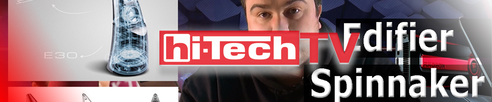 hi-Tech TV Edifier Spinnaker e30