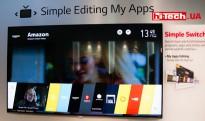 Панель LG на платформе webOS Smart+