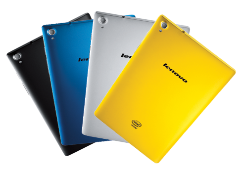 Lenovo TAB S8-50_Colors