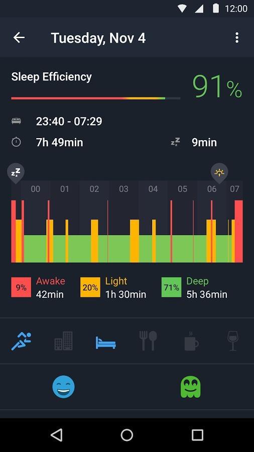 звуки для сна скачать приложение - фото 4