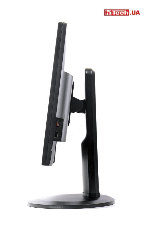 Игровой монитор AOC G2460Pqu. Боковая панель