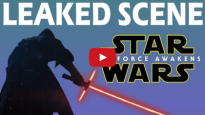 LEAKED LIGHTSABER SCENE - Star Wars Episode VIII 2