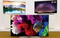 LG 4K OLED TVs-small