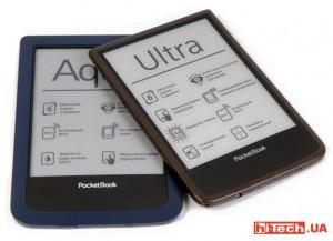 PocketBook Ultra и Aqua 2
