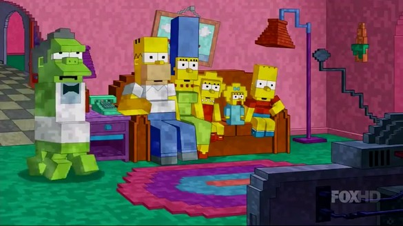 The_Simpsons_Minecraft