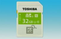 toshiba card