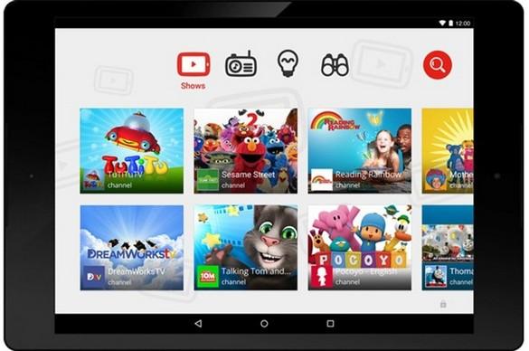 youtube для детей