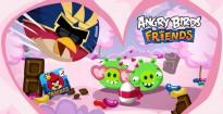 Angry Birds Friends на день Святого Валентина