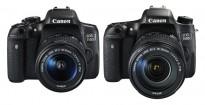 Фотокамеры Canon EOS 750D/760D