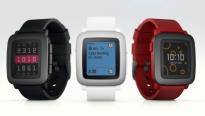 Pebble Time с цветным экраном