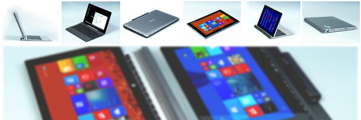 Сравнение планшетов на Windows ASUS Transformer Book T100TAM и Lenovo Miix 2 10