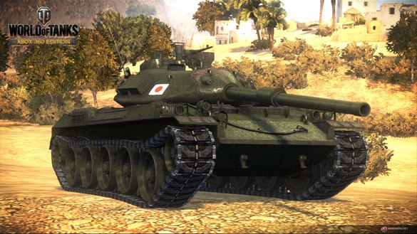 WoT_Xbox_360_Edition_Screens_Tanks_Japan_Line_Release_Image_05