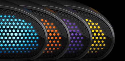 Logitech G303 Daedalus Apex. Разные цвета