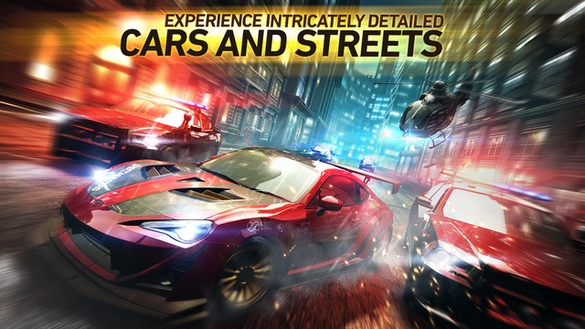 NFS no limits Android