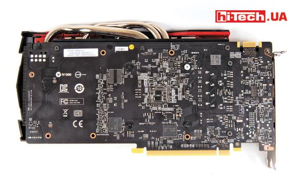 Плата MSI GTX 960 GAMING 2G