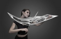 Piezoelectric Violin 1