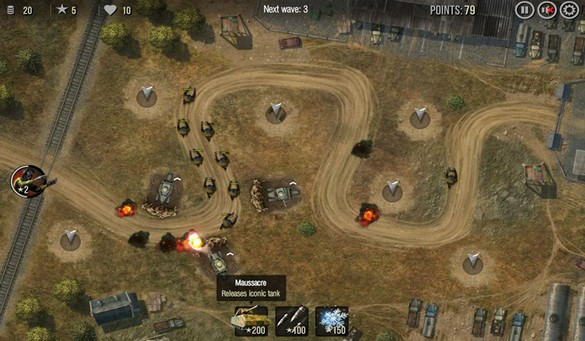 World of Tanks Operation Undead 2