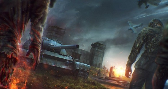 World of Tanks Operation Undead 3