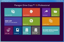 paragon drive copy professional 15