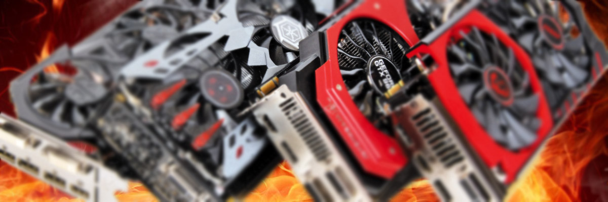 Сравнительный тест видеокарт на базе GeForce GTX 960