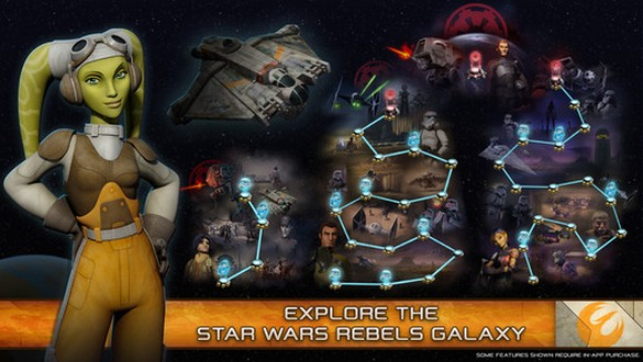 Star Wars Rebels Recon Missions 1