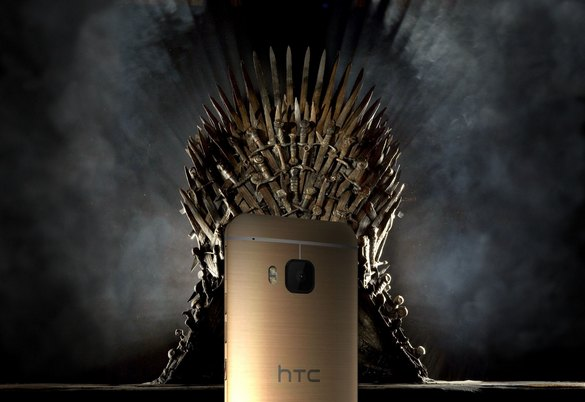 iron htc one m9