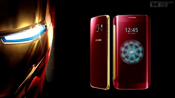 samsung-galaxy-s6-and-s6-edge-to-adorn-the-iron-man-suit
