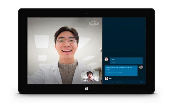В Skype заработал переводчик в реальном времени