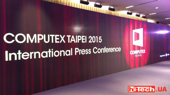 Computex 2015 International press conference open  04