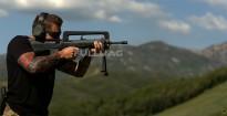 LG G4 против автомата FAMAS калибра 5,56 мм