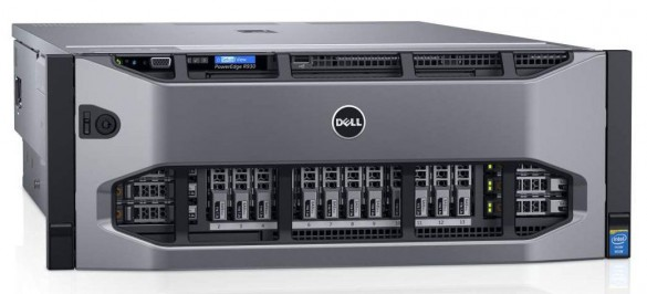 Dell PowerEdge R930 4 socket 4U rack server rack server with 8 PCIe