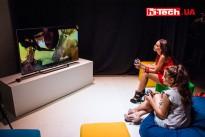 Телевизор Sony с Android TV