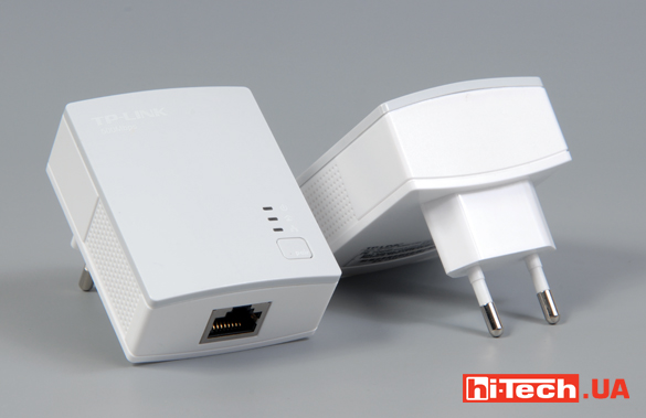 TP-LINK PowerLine test 02