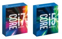 процессоры Intel Core шестого поколения