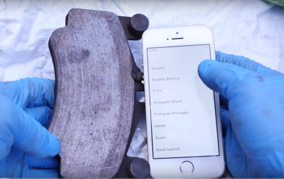 iphone Brake Pads