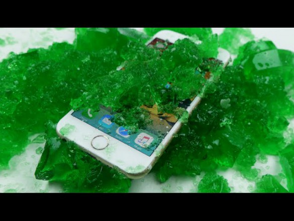 iphone jelly