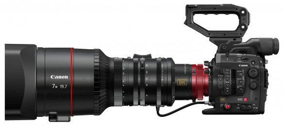 Canon-Cinema EOS System 8K camera