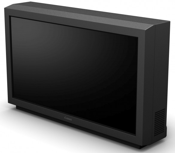 Canon-Professional-use 8K reference display