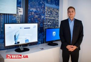 Стефан Зоммер, директор по маркетингу и управлению бизнесом в Европе, Африке, Ближнем востоке и странах СНГ, компании MMD, которая занимается выпуском мониторов марки Philips и AOC