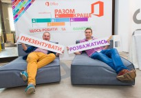 Microsoft Office 2016 Launch Ukraine